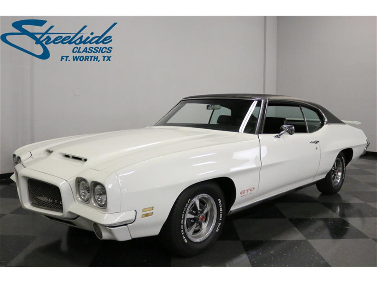 Large Picture of Classic '71 Pontiac GTO Offered by Streetside Classics - Dallas / Fort Worth - MOBK