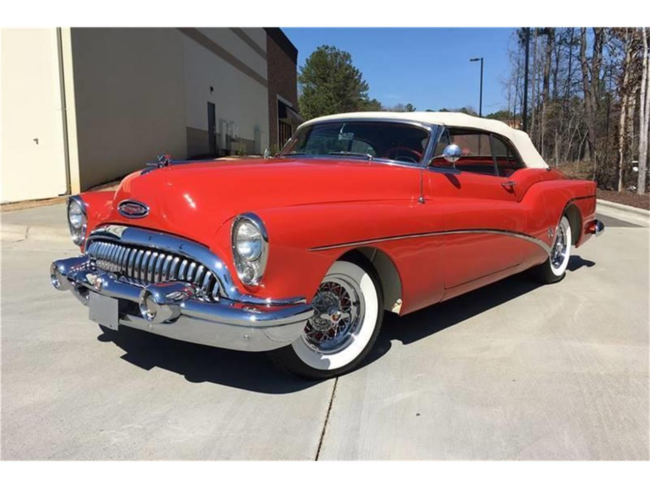 Large Picture of Classic 1953 Buick Skylark located in Clarksburg Maryland - MOBR