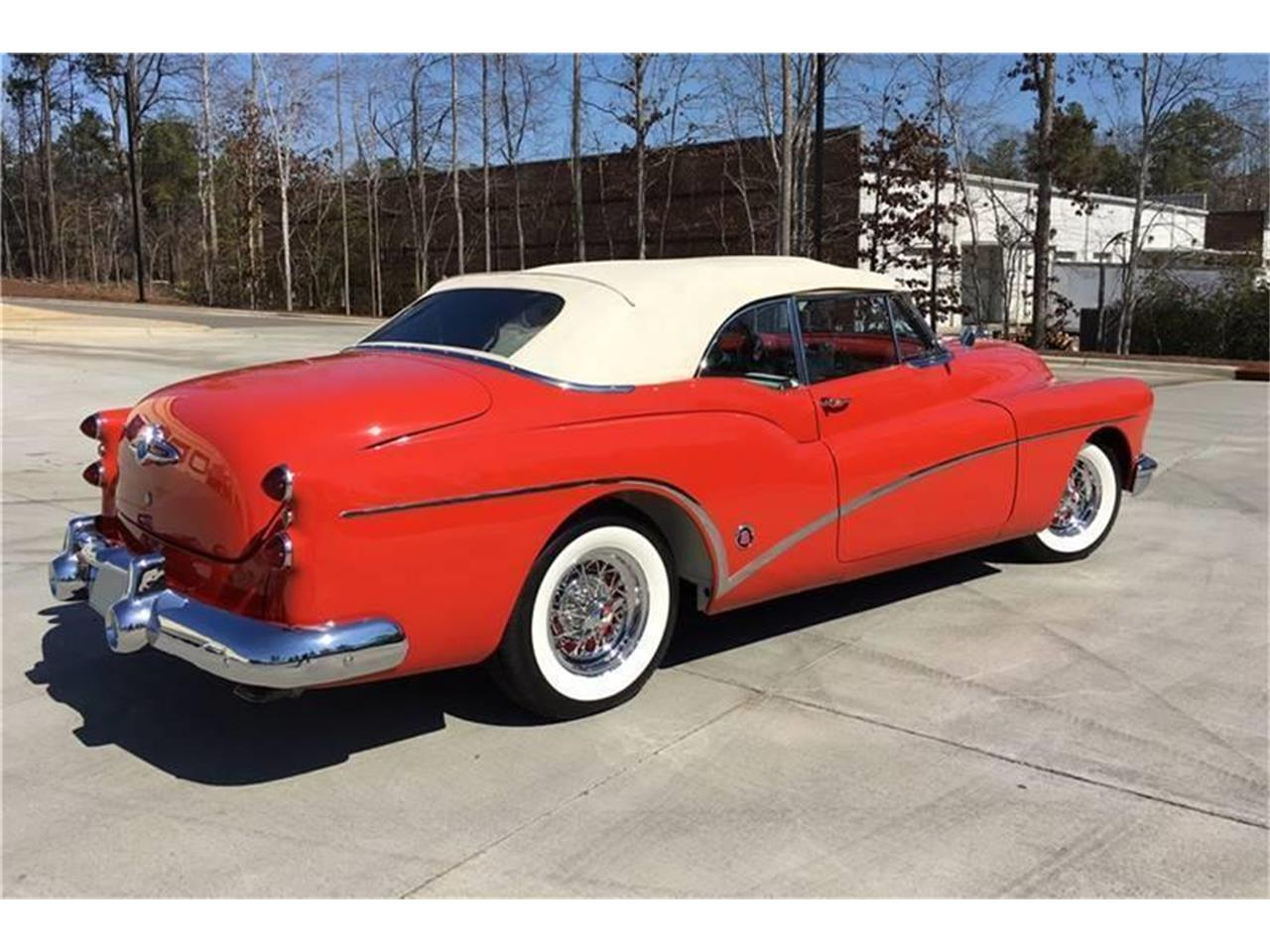 Large Picture of '53 Buick Skylark Offered by Eric's Muscle Cars - MOBR