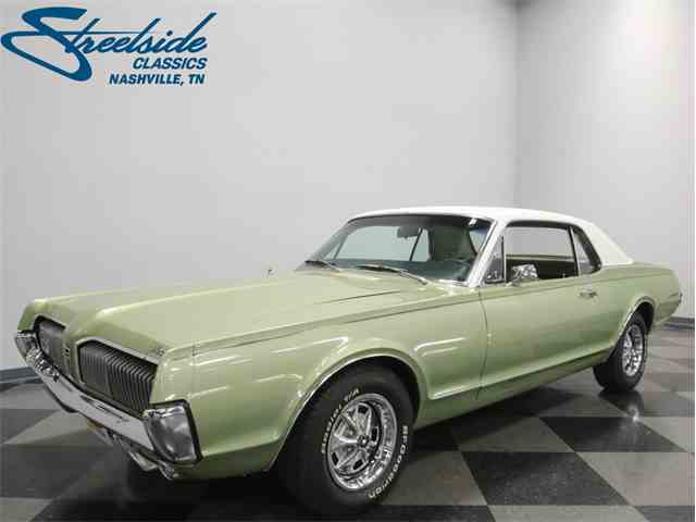 Picture of '67 Cougar - MISS