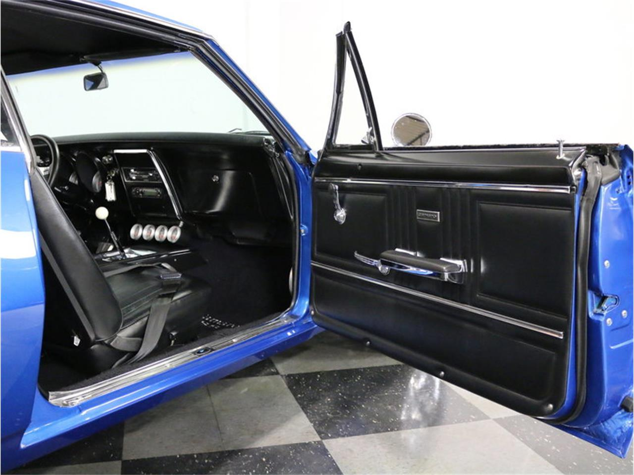 Large Picture of '67 Camaro - MOBS