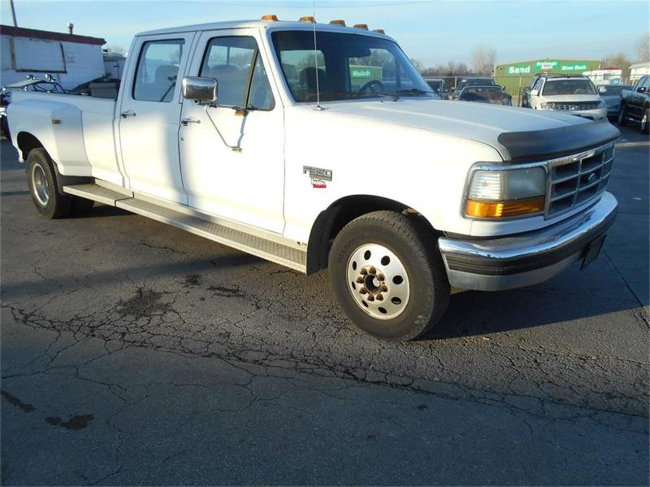 Large Picture of '93 F350 - MOBT