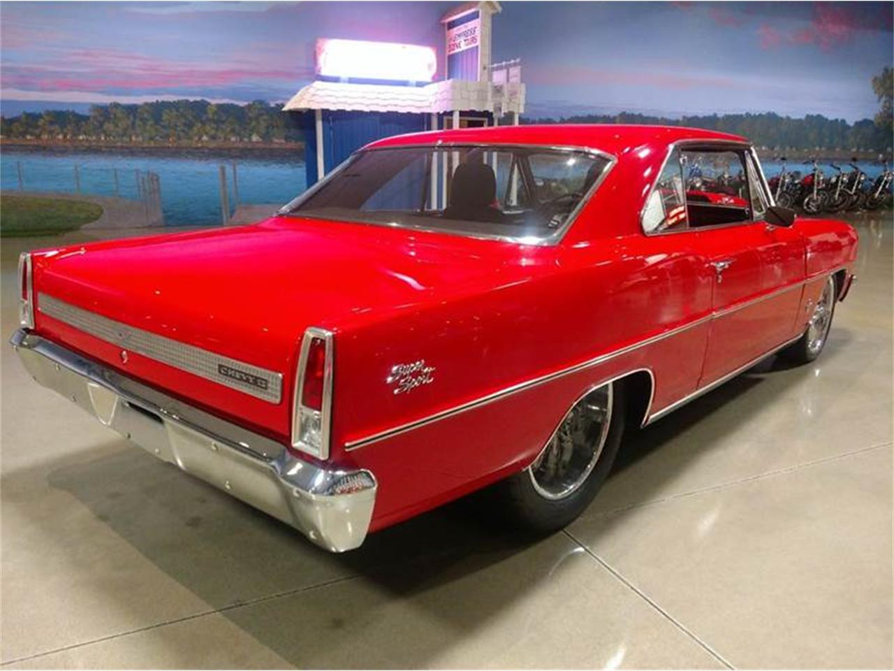 Large Picture of Classic '66 Chevrolet Nova - $84,500.00 Offered by Okoboji Classic Cars LLC  - MOBX