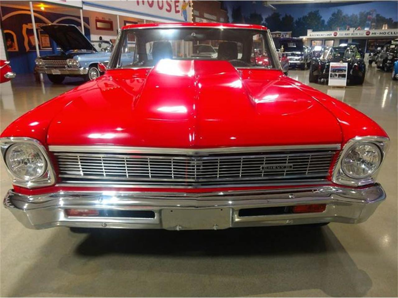 Large Picture of 1966 Chevrolet Nova located in Iowa - $84,500.00 - MOBX