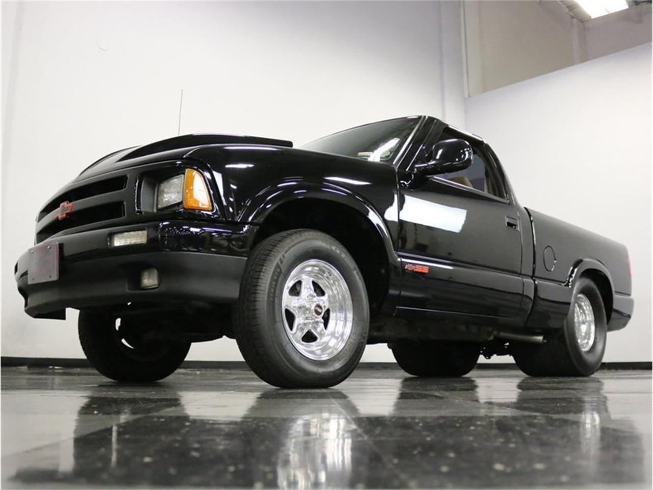 Large Picture of '95 Chevrolet S-10 SS Pro Street located in Texas Offered by Streetside Classics - Dallas / Fort Worth - MOBZ