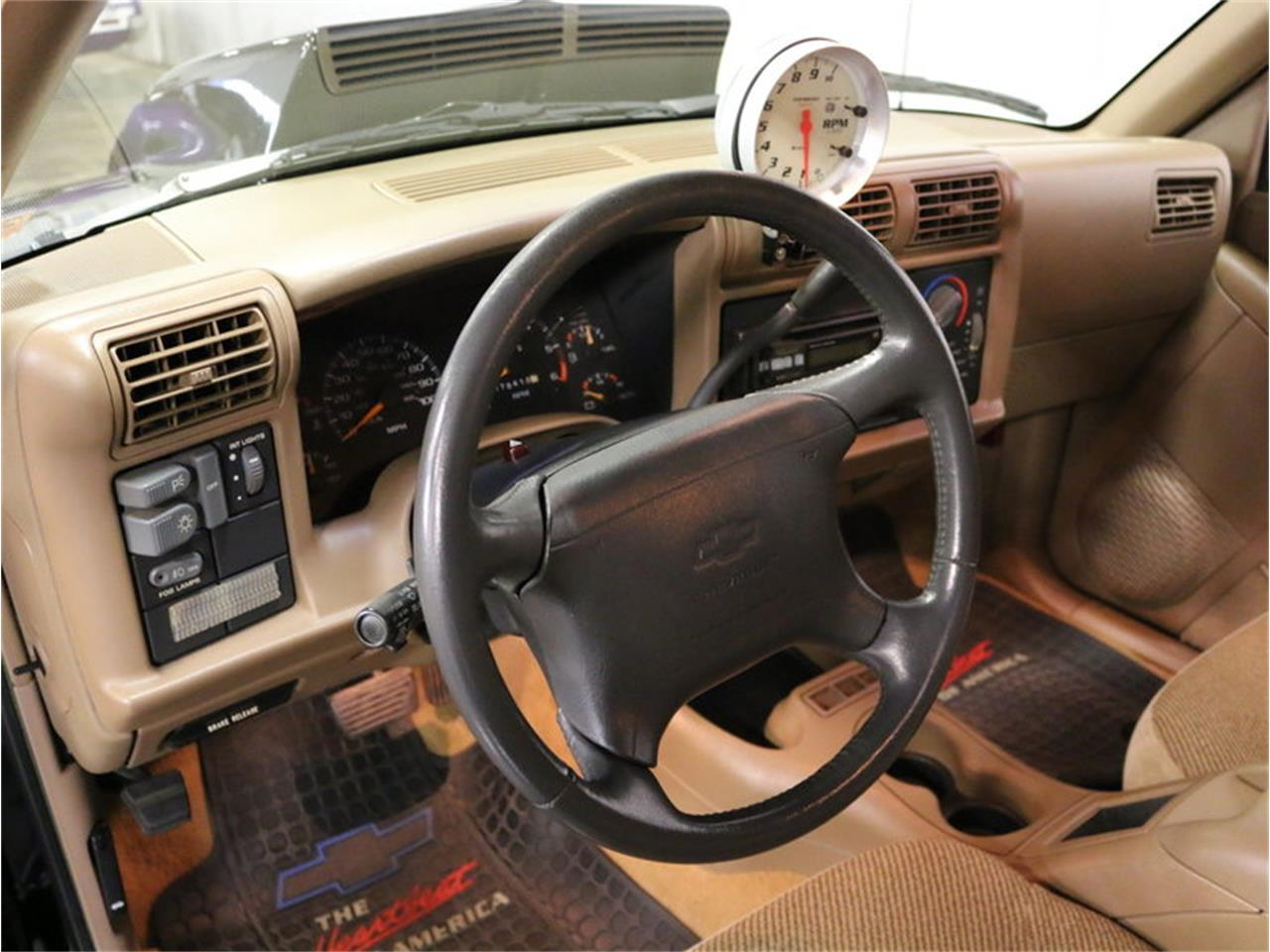 Large Picture of 1995 Chevrolet S-10 SS Pro Street located in Ft Worth Texas - $17,995.00 Offered by Streetside Classics - Dallas / Fort Worth - MOBZ