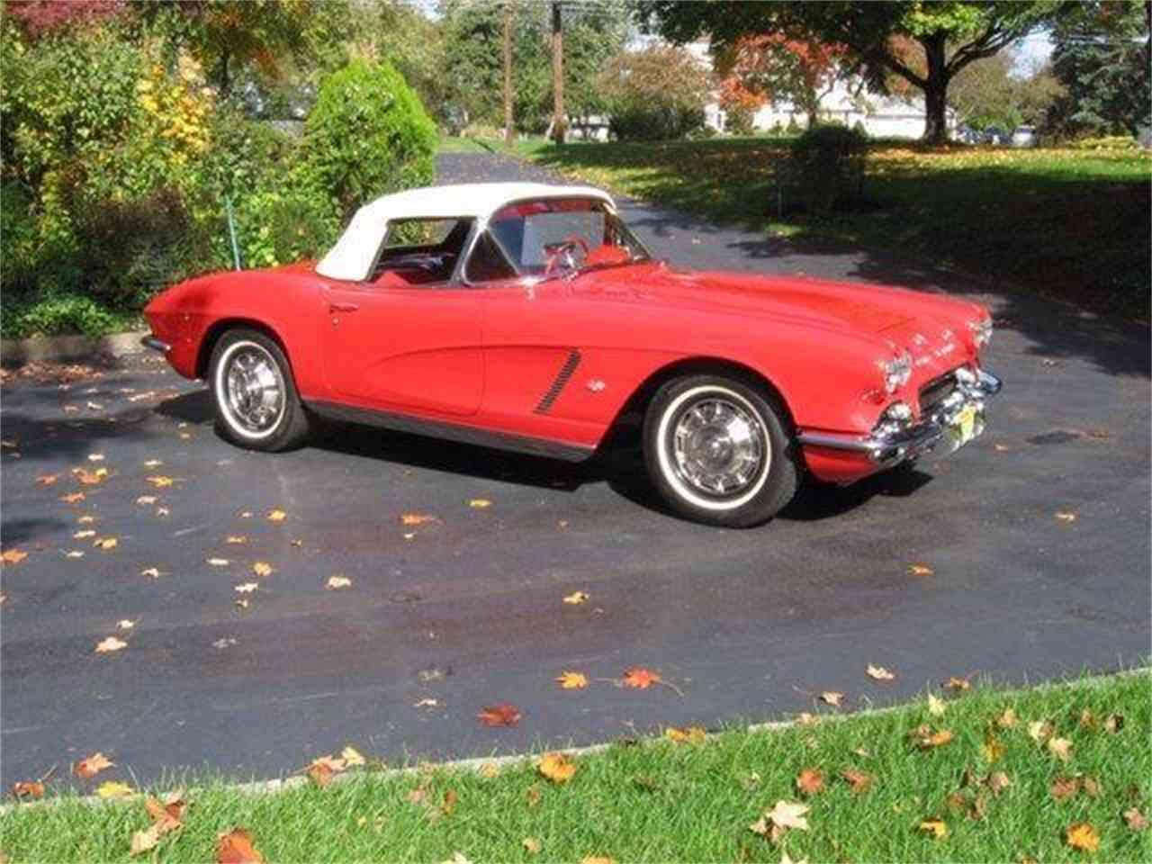 Large Picture of '62 Corvette - MOC3
