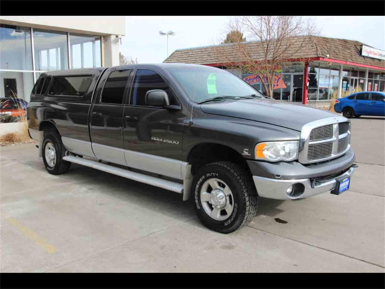 Large Picture of '03 Dodge Ram 2500 located in Greeley Colorado - MOC4