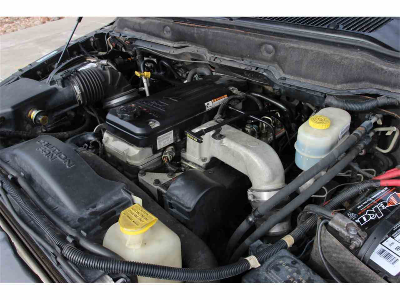 Large Picture of 2003 Ram 2500 located in Colorado - $15,500.00 Offered by Conquest Classic Cars - MOC4
