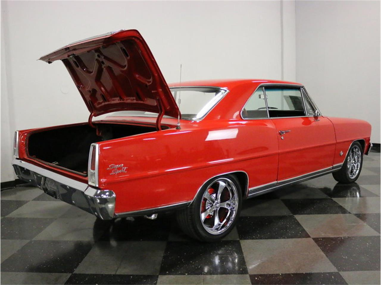 Large Picture of '66 Chevy II Nova SS - MOCA
