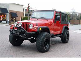 Picture of '05 Wrangler - MOCB