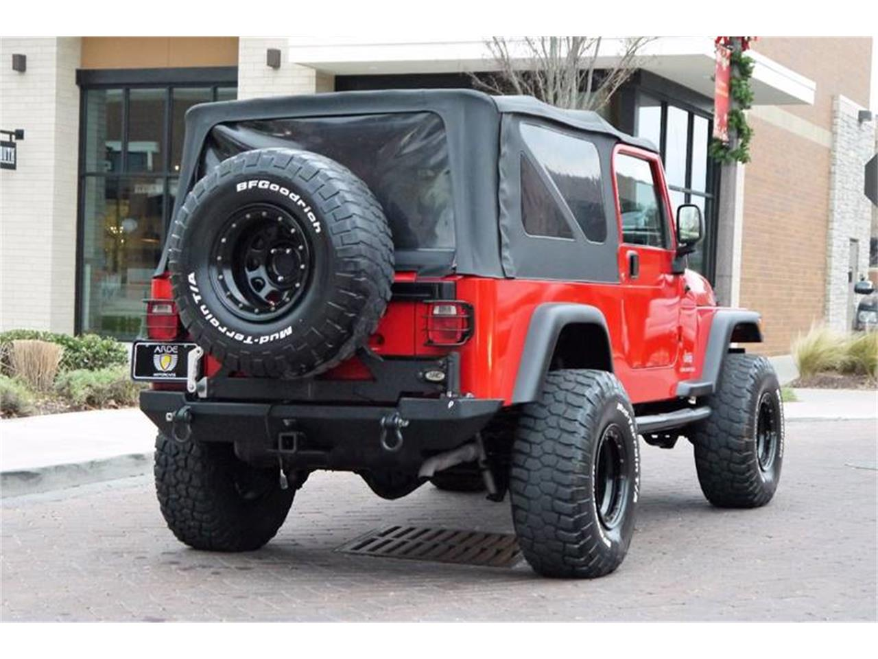 Large Picture of '05 Wrangler - MOCB
