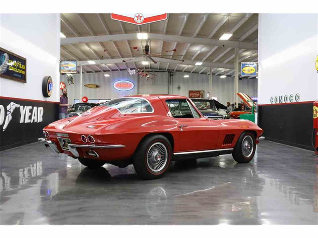Large Picture of '67 Corvette - MOCE