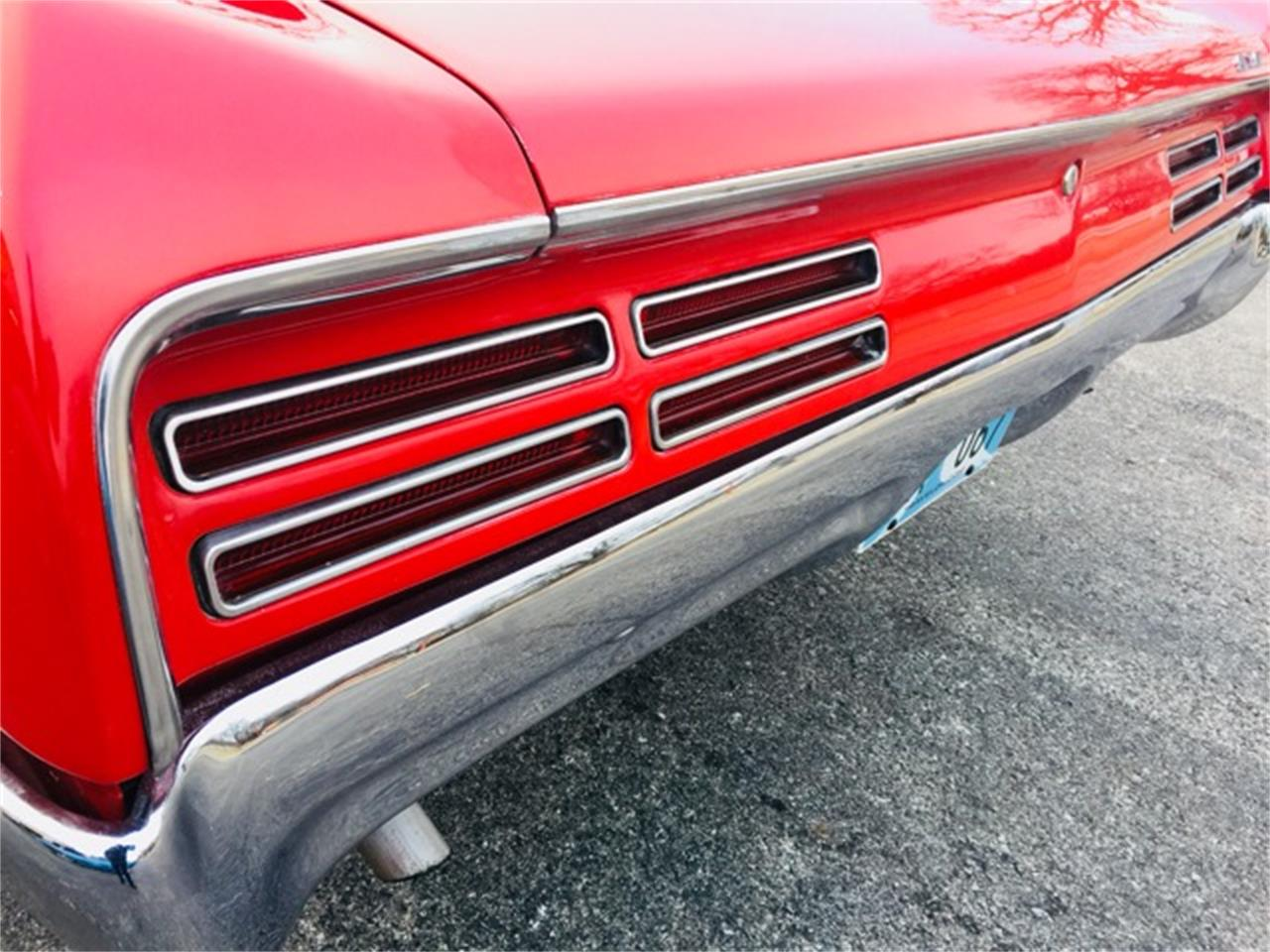 Large Picture of '67 GTO - MOCF