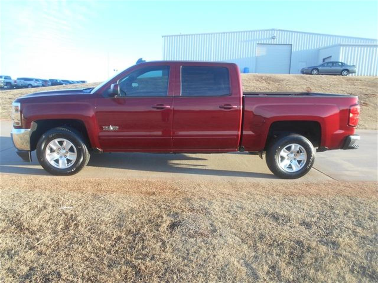 Large Picture of '17 Silverado located in Oklahoma - $26,900.00 - MOCG