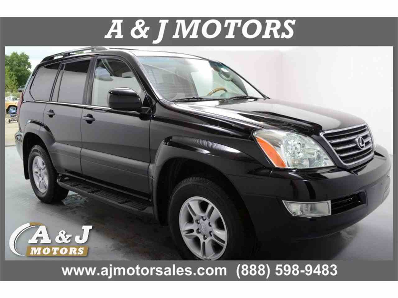 Large Picture of '07 GX470 - MOCI