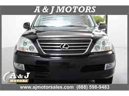 Picture of '07 GX470 - MOCI