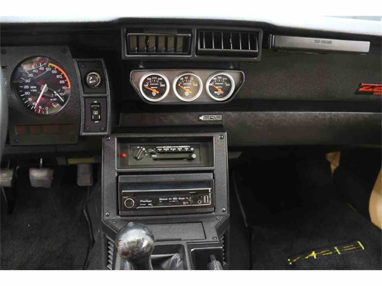 Large Picture of '87 Camaro - MOCK