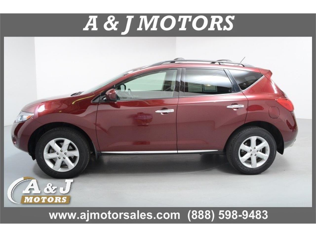 Large Picture of '10 Murano - MOCQ