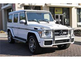 Picture of 2015 G-Class Auction Vehicle - MOCR