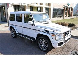 Picture of 2015 Mercedes-Benz G-Class Auction Vehicle - MOCR
