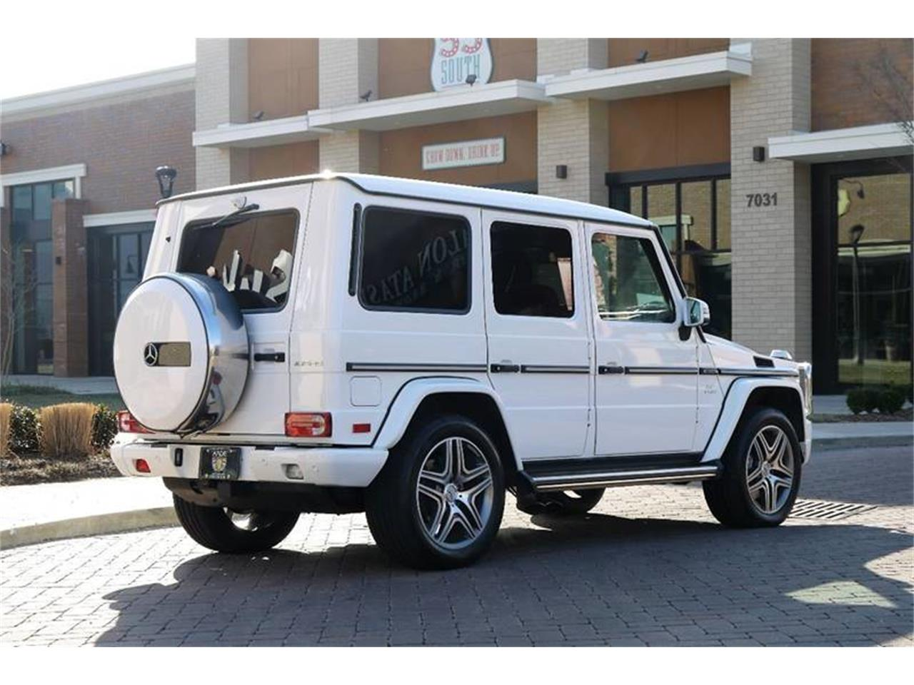 Large Picture of 2015 Mercedes-Benz G-Class located in Brentwood Tennessee Offered by Arde Motorcars - MOCR