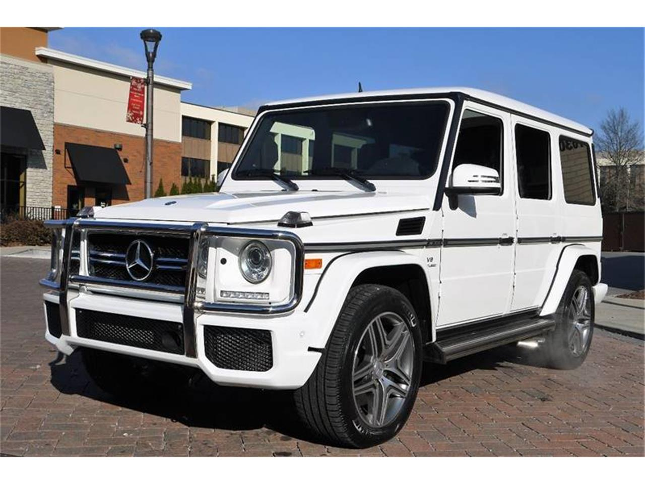 Large Picture of '15 G-Class Auction Vehicle Offered by Arde Motorcars - MOCR