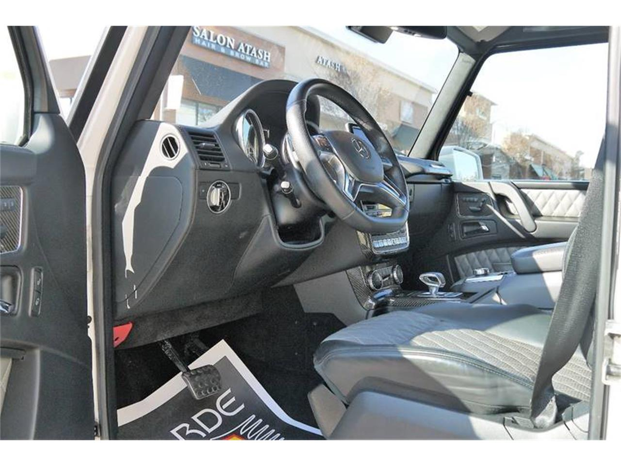 Large Picture of '15 G-Class Auction Vehicle - MOCR