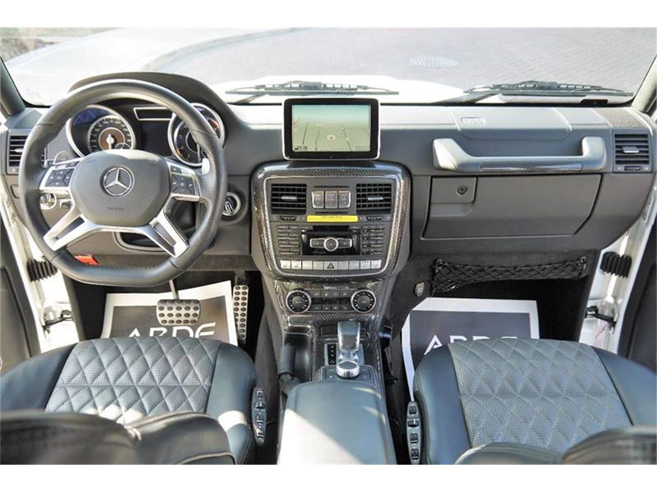 Large Picture of '15 Mercedes-Benz G-Class located in Brentwood Tennessee Auction Vehicle Offered by Arde Motorcars - MOCR
