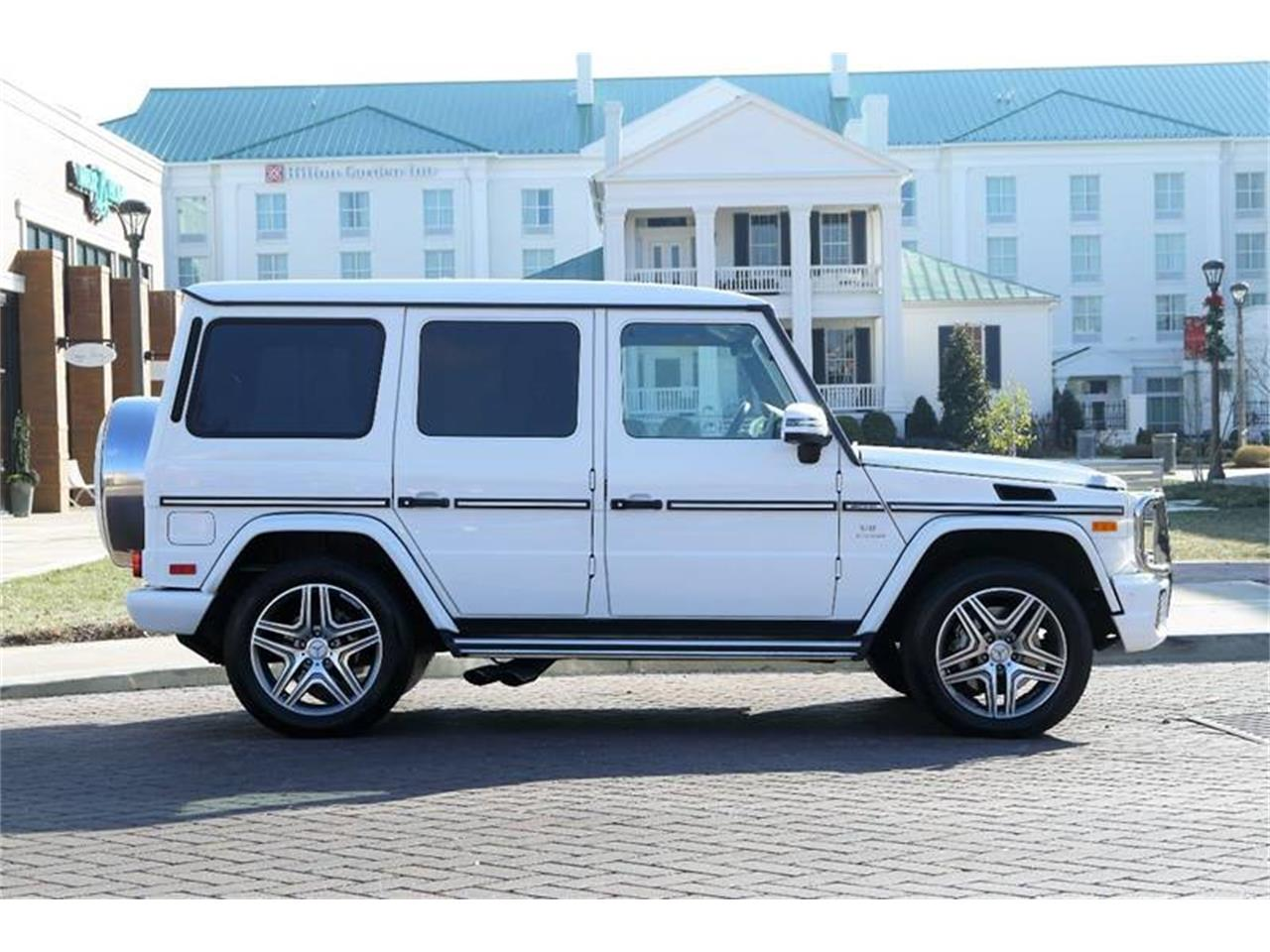 Large Picture of 2015 G-Class Auction Vehicle Offered by Arde Motorcars - MOCR