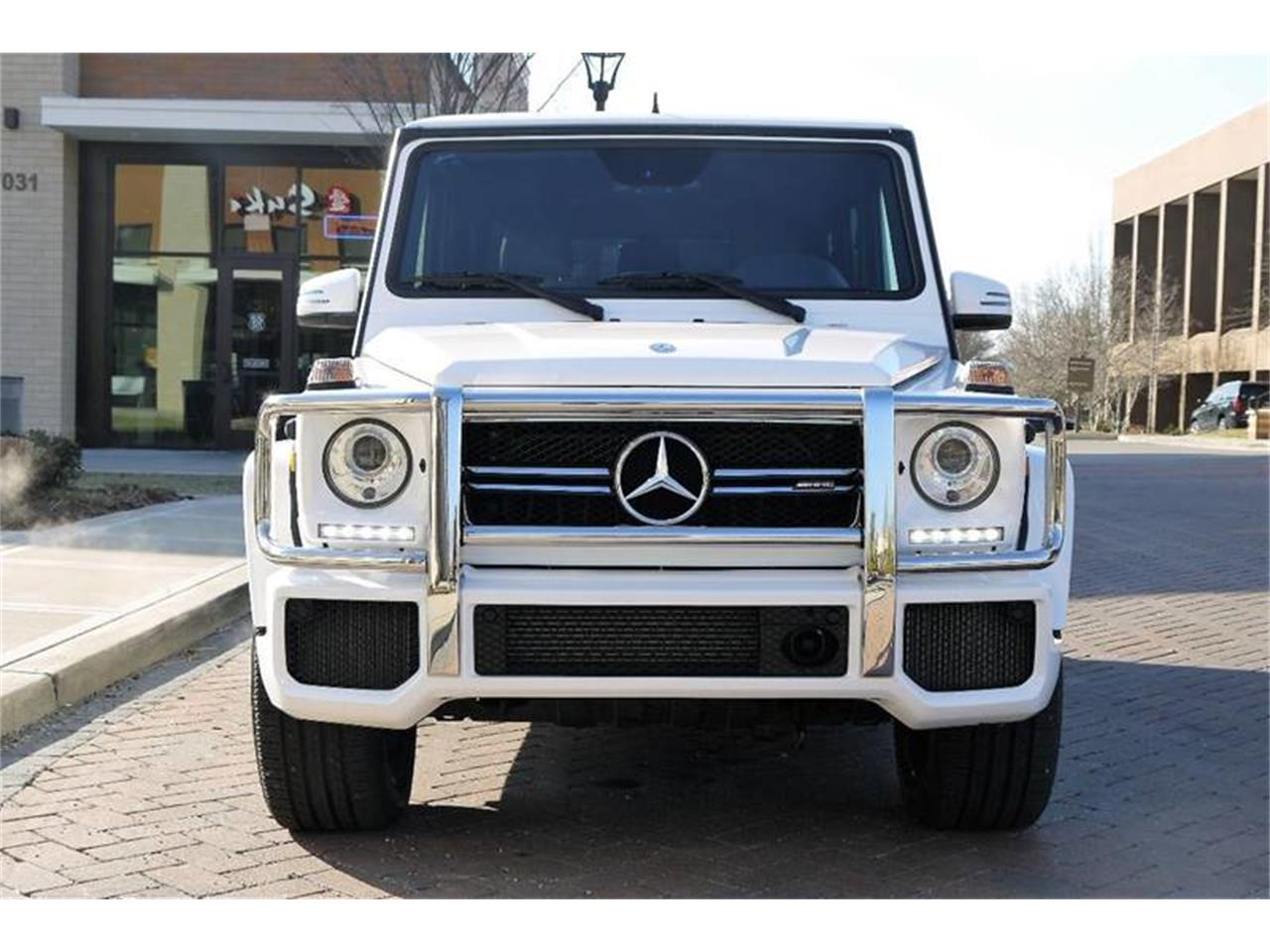 Large Picture of '15 Mercedes-Benz G-Class Auction Vehicle - MOCR