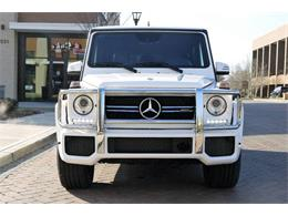 Picture of 2015 Mercedes-Benz G-Class Auction Vehicle Offered by Arde Motorcars - MOCR