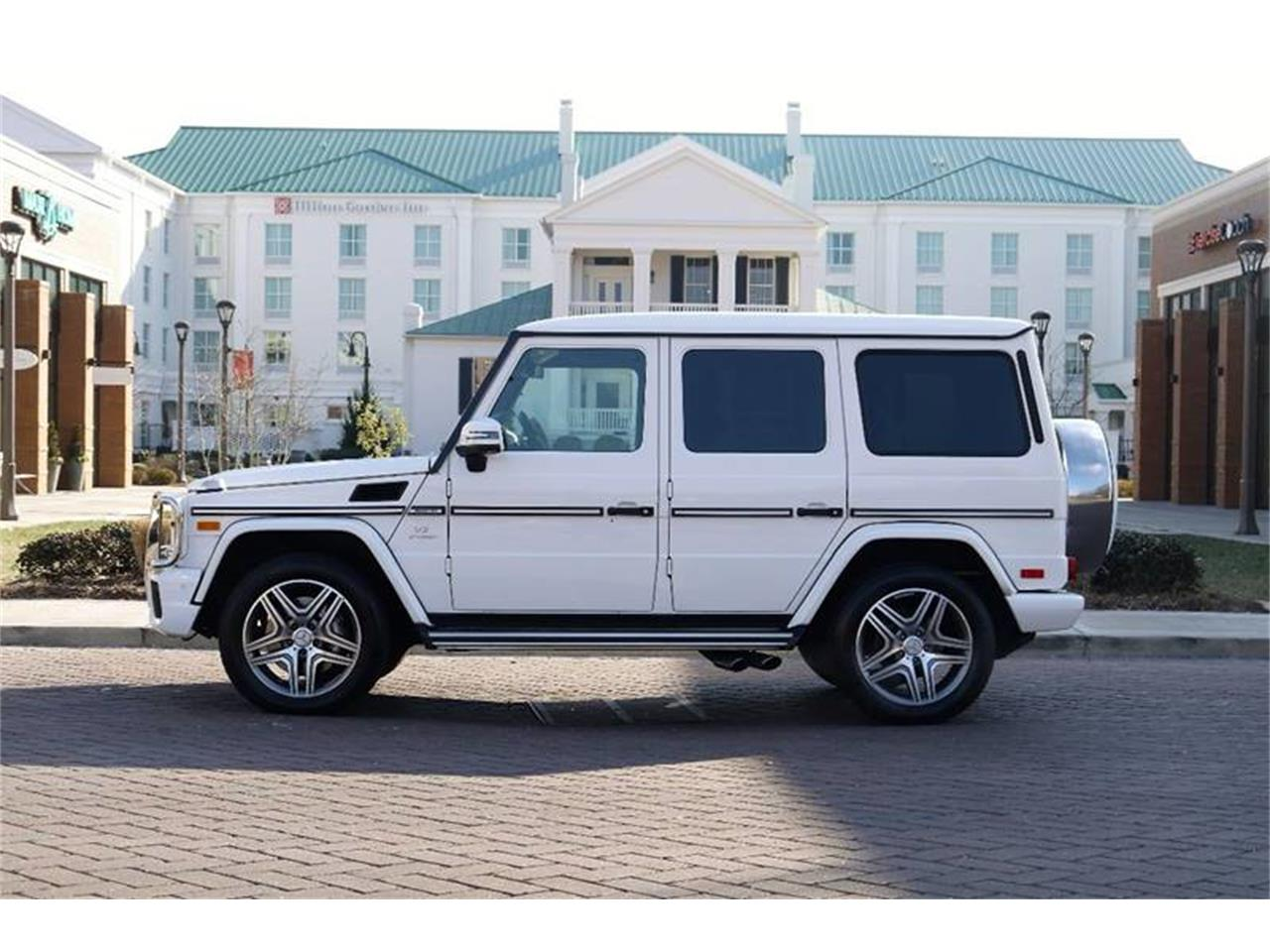 Large Picture of 2015 Mercedes-Benz G-Class located in Tennessee - MOCR