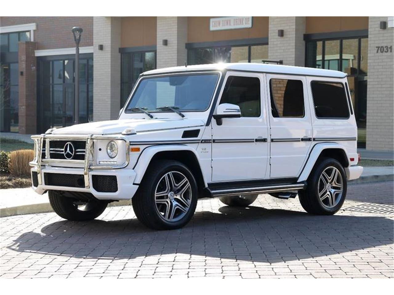 Large Picture of '15 G-Class Offered by Arde Motorcars - MOCR