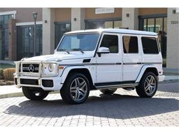 Picture of '15 Mercedes-Benz G-Class Auction Vehicle Offered by Arde Motorcars - MOCR