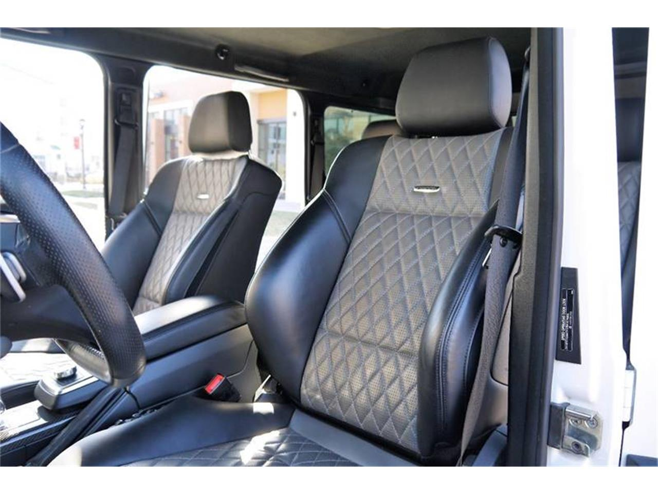 Large Picture of 2015 Mercedes-Benz G-Class located in Brentwood Tennessee Auction Vehicle - MOCR