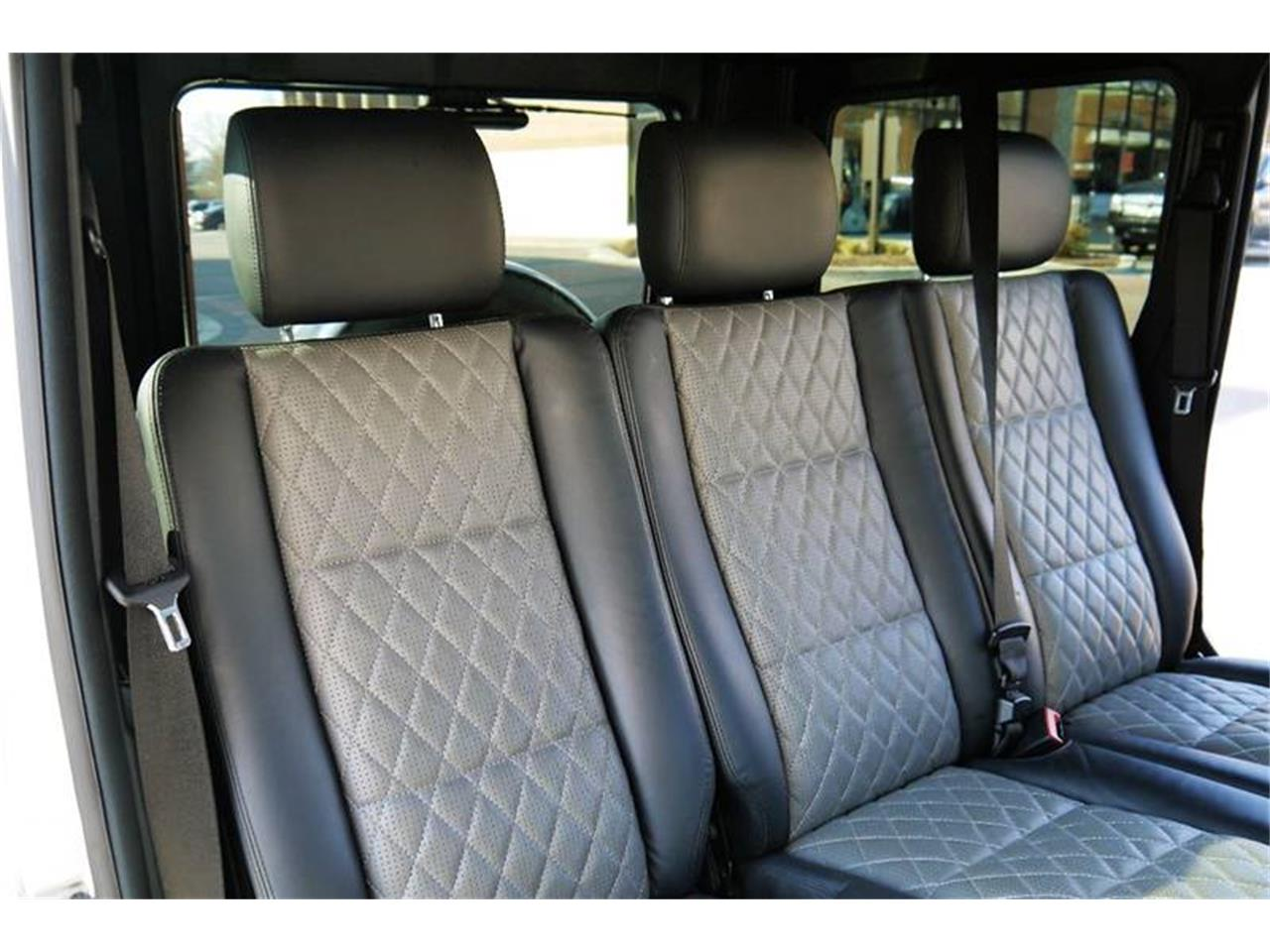 Large Picture of '15 G-Class located in Brentwood Tennessee Auction Vehicle - MOCR