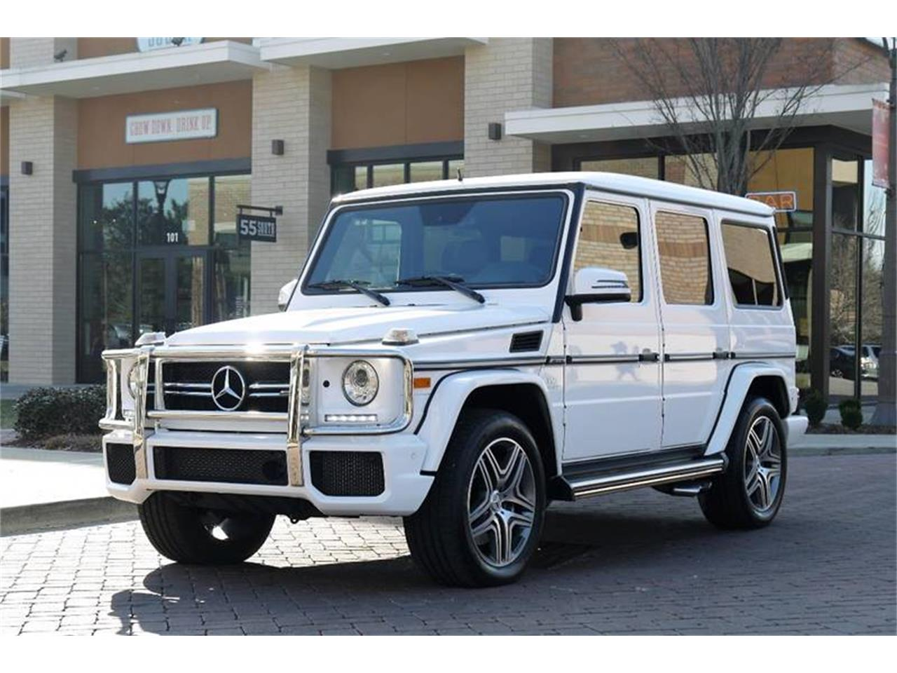 Large Picture of 2015 Mercedes-Benz G-Class - MOCR
