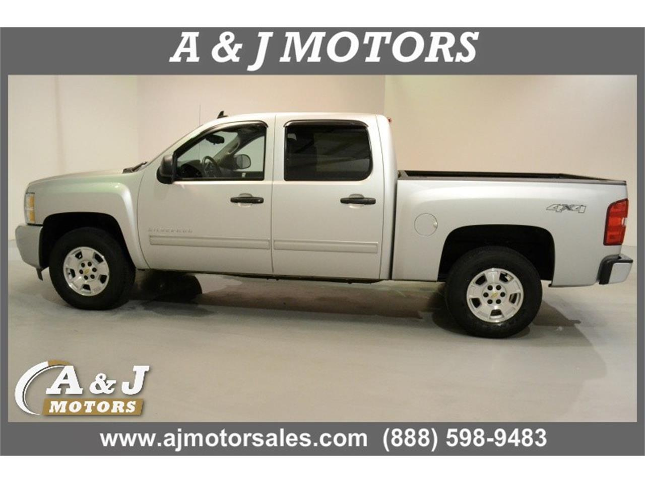 Large Picture of '11 Silverado - MOCT