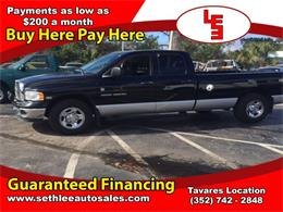 Picture of '03 Ram 2500 located in Tavares Florida - MOCV