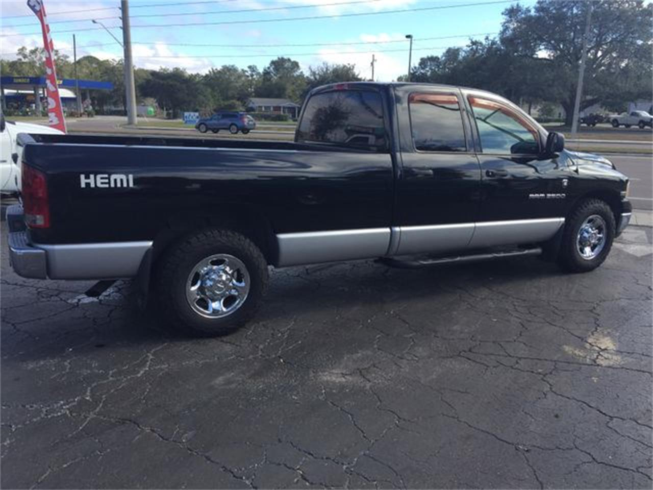 Large Picture of '03 Ram 2500 - MOCV
