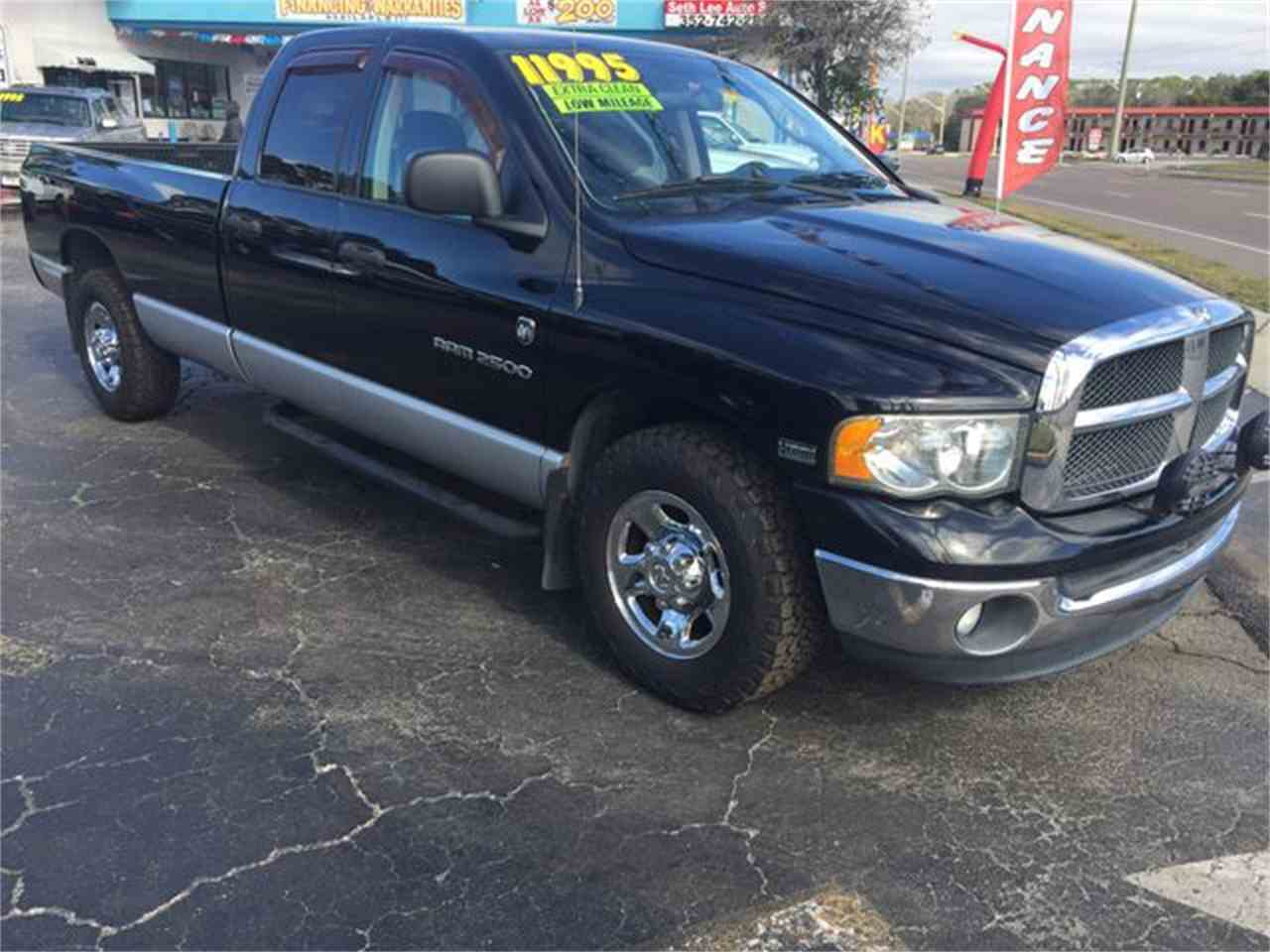Large Picture of 2003 Ram 2500 located in Florida Offered by Seth Lee Auto Sales - MOCV