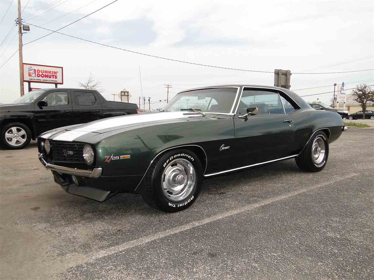 Large Picture of '69 Camaro - MOCY