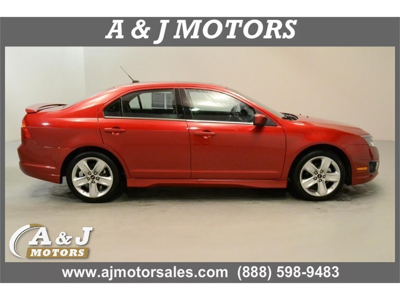 Large Picture of '12 Fusion - $12,999.00 - MOD0