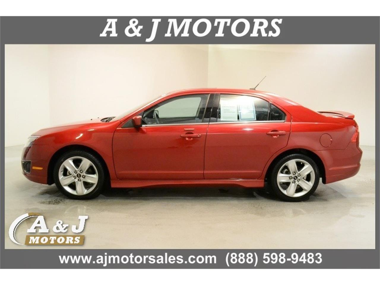 Large Picture of '12 Fusion located in Missouri Offered by A & J Motors - MOD0