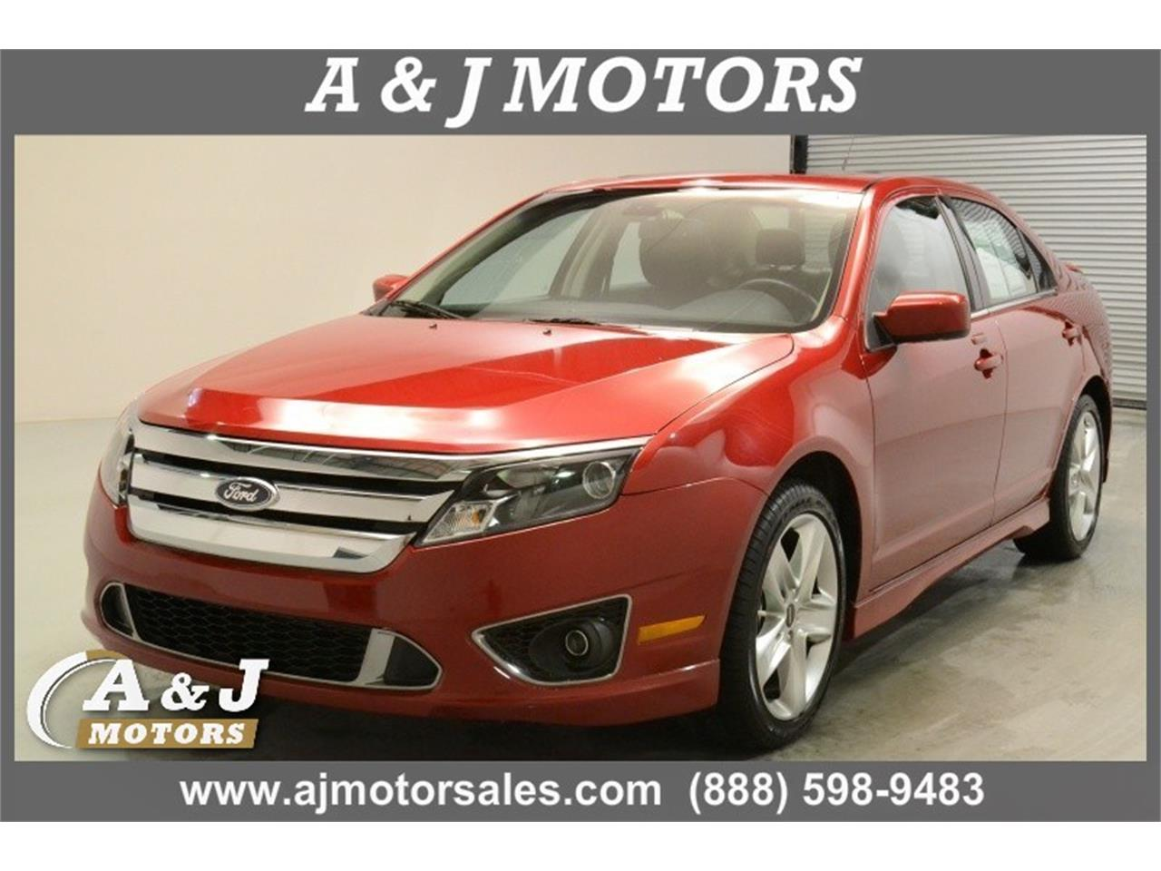 Large Picture of '12 Fusion Offered by A & J Motors - MOD0
