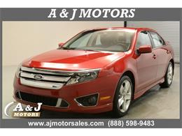 Picture of 2012 Fusion located in Marshfield Missouri - $12,999.00 Offered by A & J Motors - MOD0