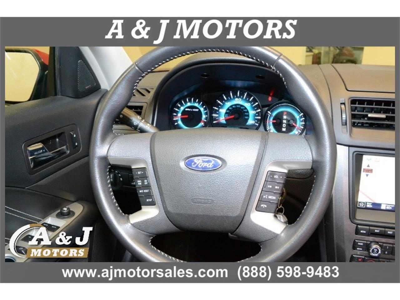 Large Picture of 2012 Ford Fusion located in Marshfield Missouri - $12,999.00 Offered by A & J Motors - MOD0