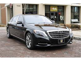 Picture of 2017 Mercedes-Benz S-Class located in Tennessee Offered by Arde Motorcars - MOD1