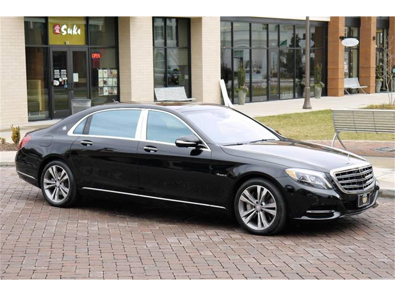 Large Picture of 2017 Mercedes-Benz S-Class located in Brentwood Tennessee Offered by Arde Motorcars - MOD1